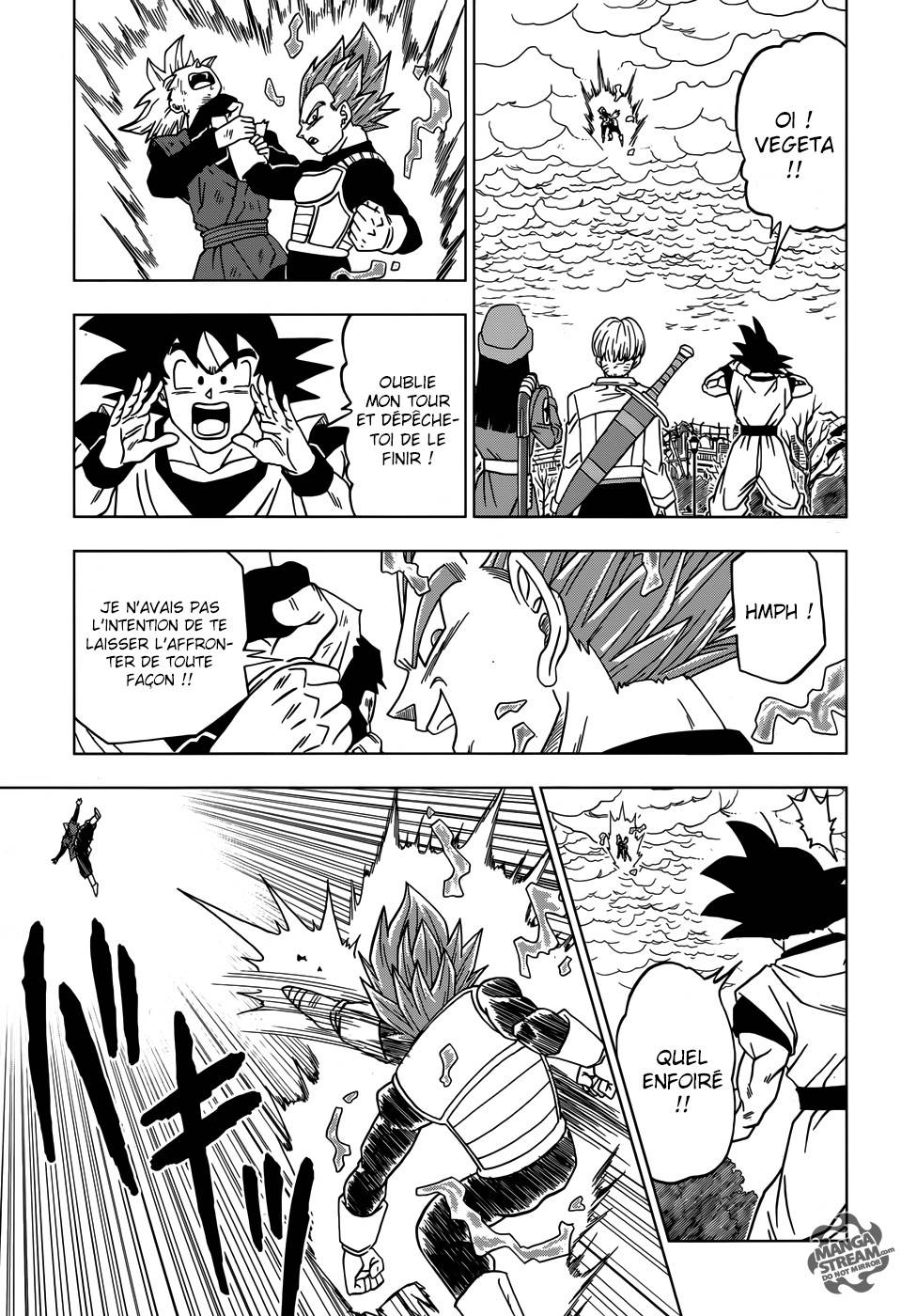 Lecture en ligne Dragon Ball Super 19 page 34