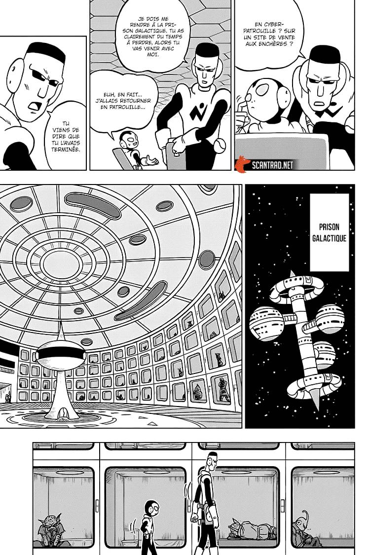 Lecture en ligne Dragon Ball Super 67 page 24