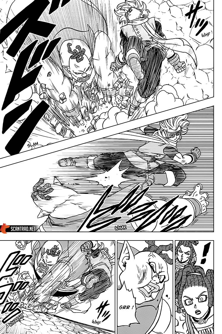 Lecture en ligne Dragon Ball Super 70 page 26