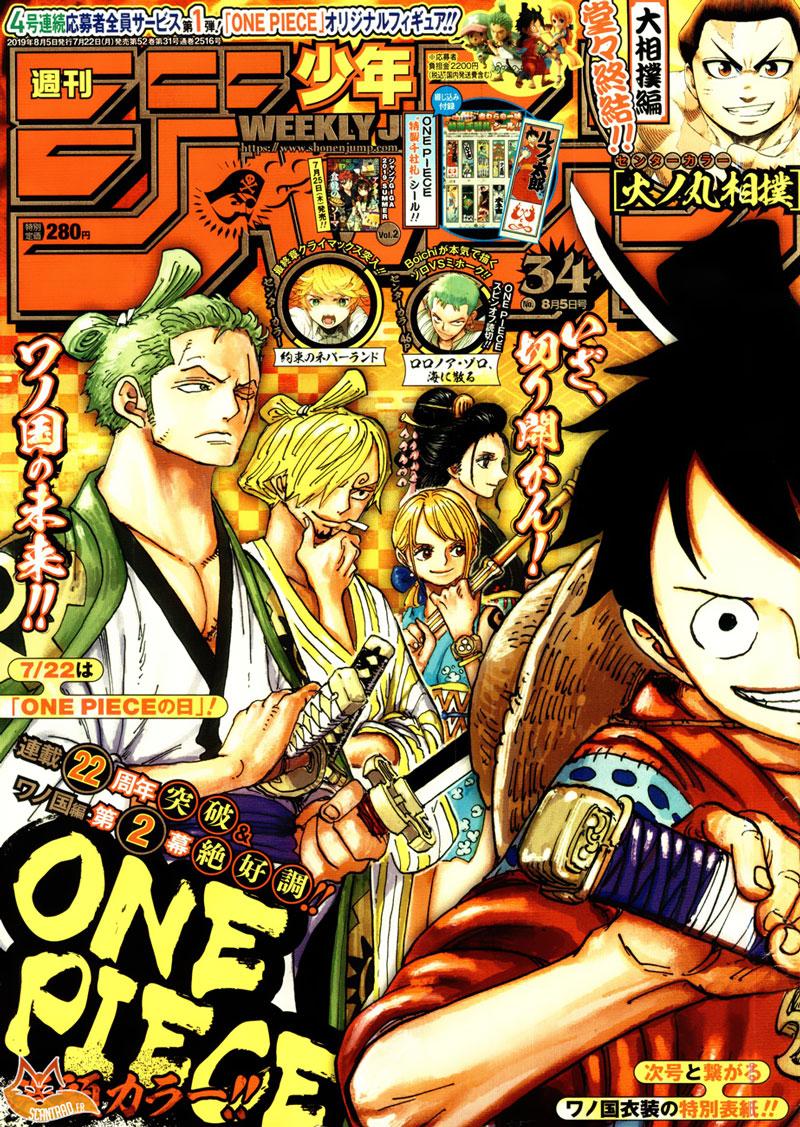 Scan One Piece 949
