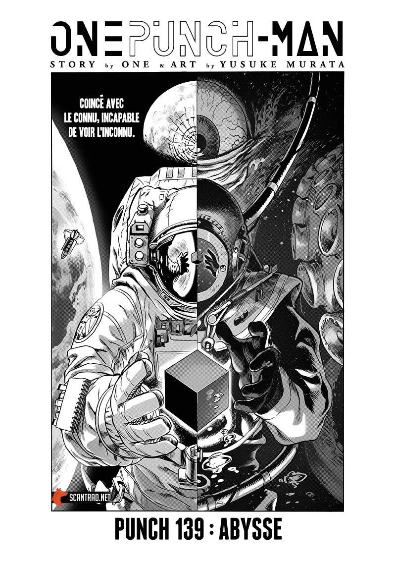 Lecture en ligne One Punch Man 139 page 1