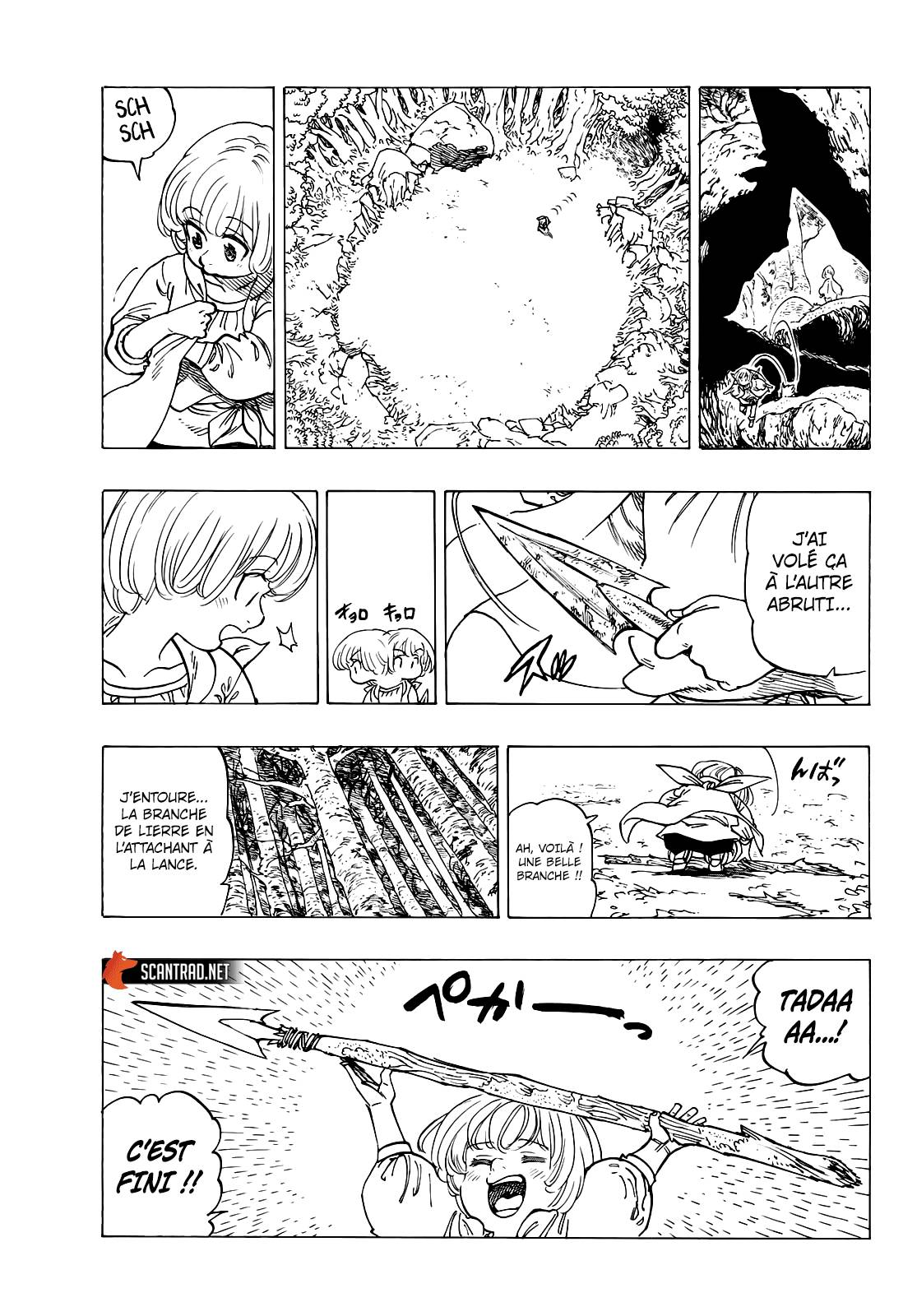 Lecture en ligne The Seven Deadly Sins 347 page 12